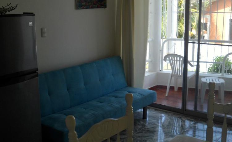Apartamento con Balcón y Aire Acondicionado